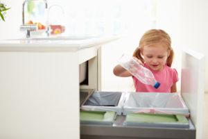 Basteln mit Dingen aus der Küche