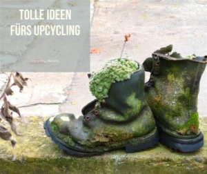 Upcycling Ideen